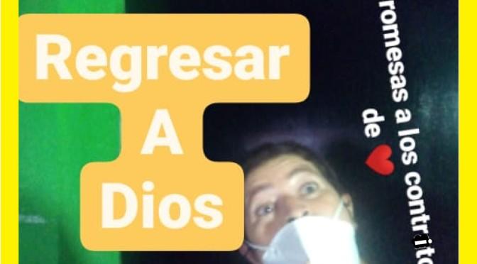 REGRESAR A DIOS PADRE ETERNO